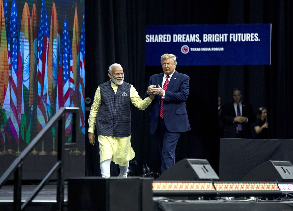 'Kem Chho, Trump!': U.S. President To Attend  'Howdy Modi'-Style Event In Ahmedabad