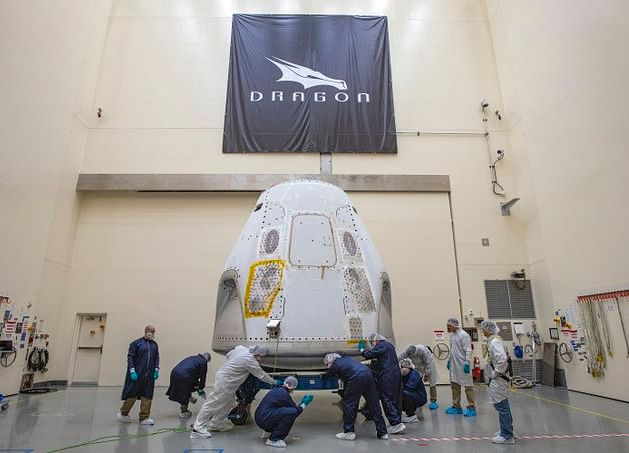SpaceX Paves Way for Tourist Flights on Crew Dragon Spacecraft