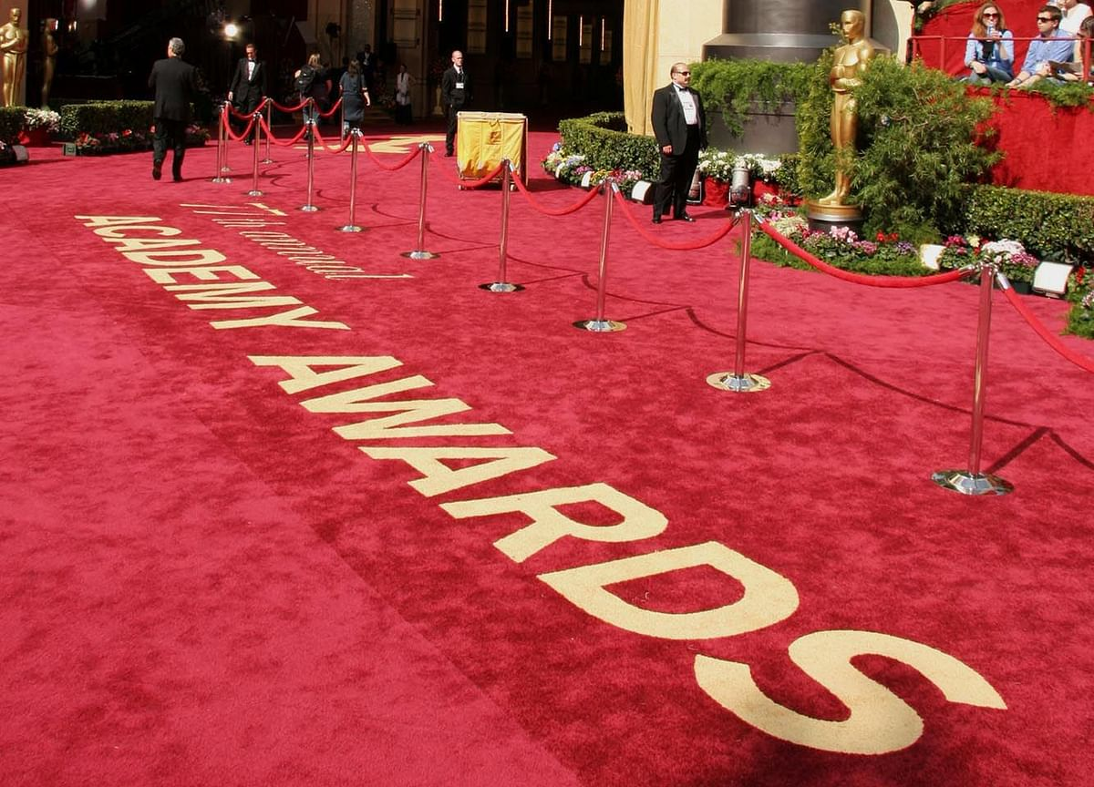 Oscars Red Carpet Delivers Diversity When Nominations Didn't