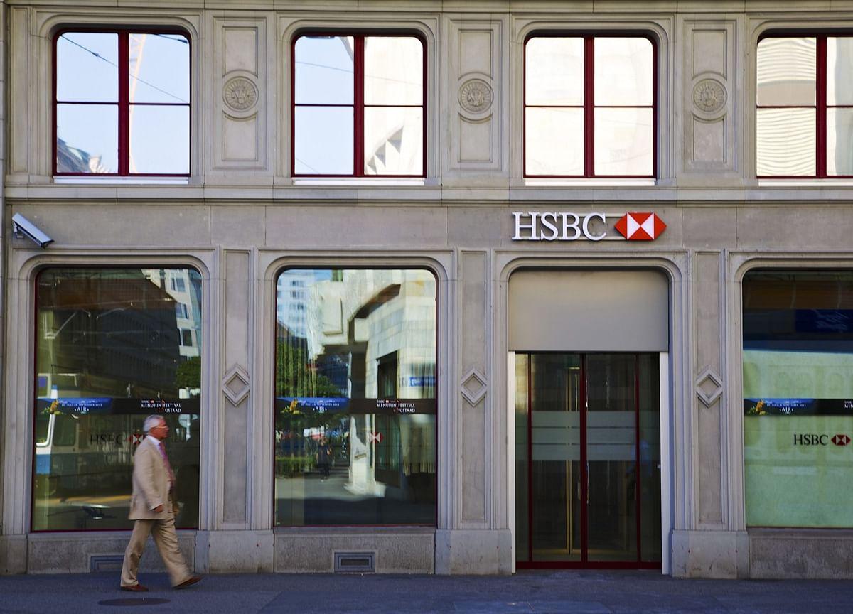 HSBC Plans to Cut 35,000 Jobs in Tucker's Sweeping Overhaul