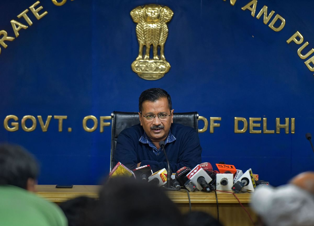Kejriwal To Lead AAP Members In Protest Against Bill On Lieutenant Governor's Powers