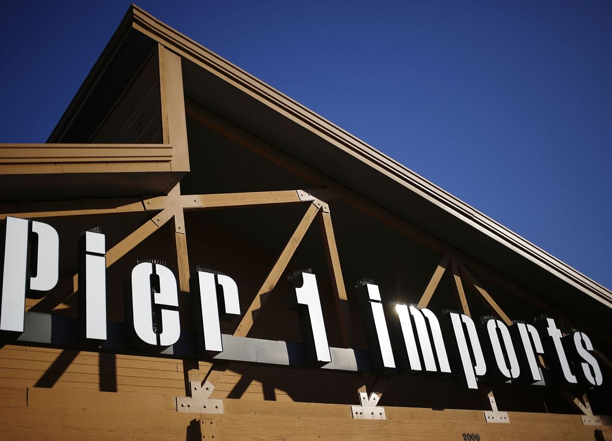 Pier 1 Files Chapter 11 Bankruptcy Amid Talks With Buyers