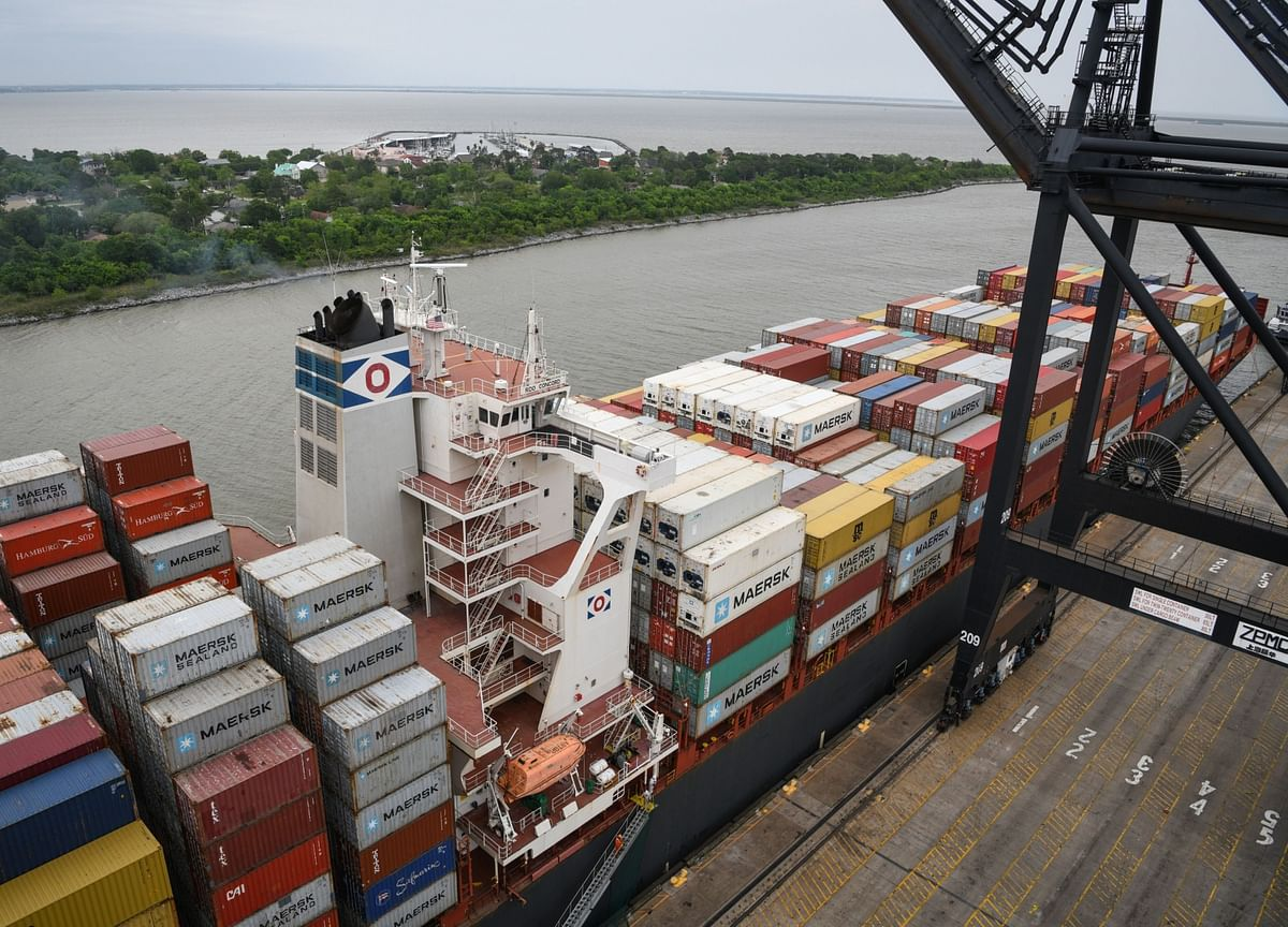 Cargo Volumes At Indian Ports Rise For Second Straight Month