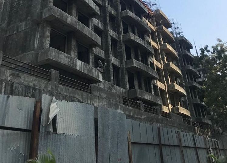 Ghost Town In  Mumbai Suburb Has A Common Link With PMC Bank Fraud