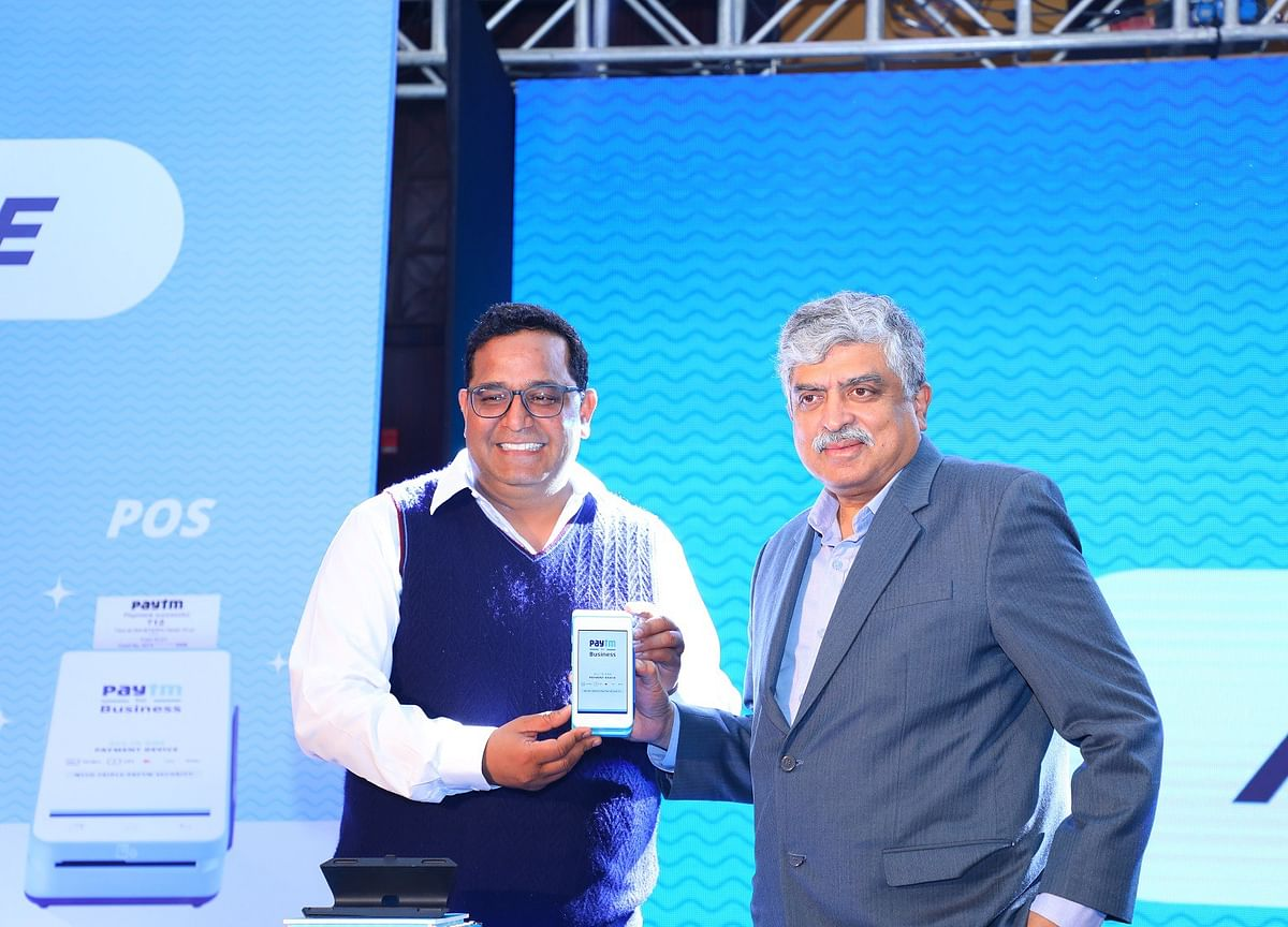 Paytm Rolls Out New Gadgets Targeting Retailers and Merchants