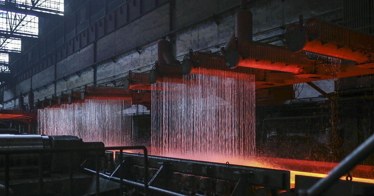 India Ratings Revises Outlook On Steel Sector To 'Negative'