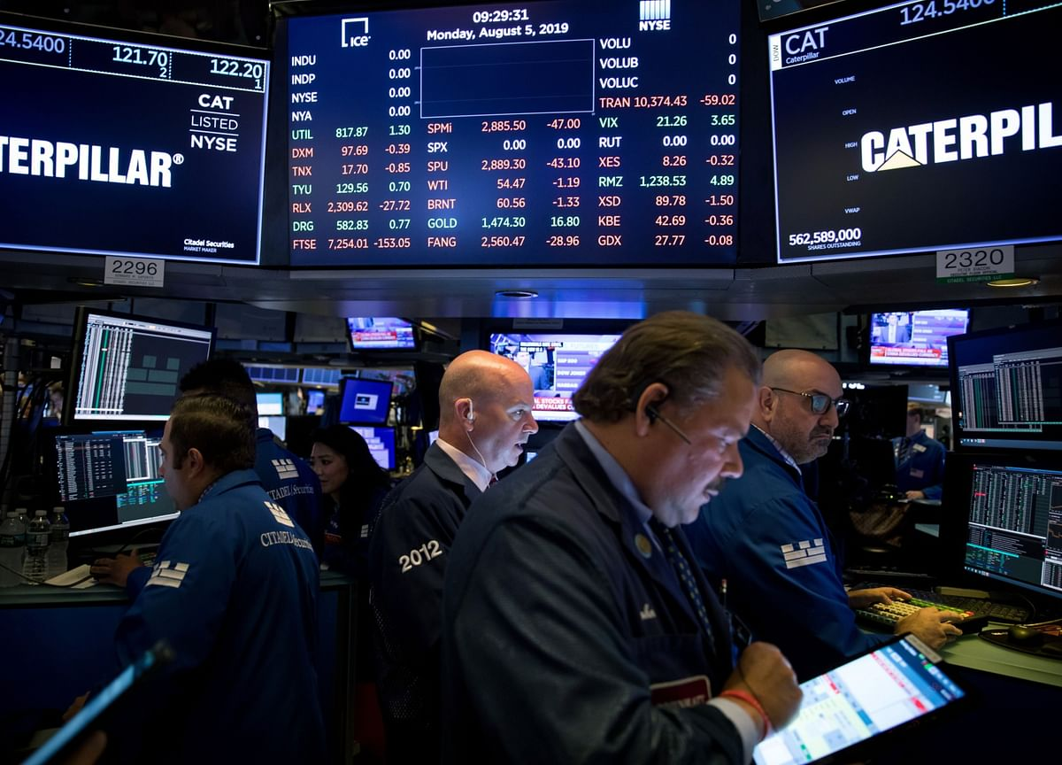U.S. Stocks Hit Record Despite Coronavirus Fears: Markets Wrap