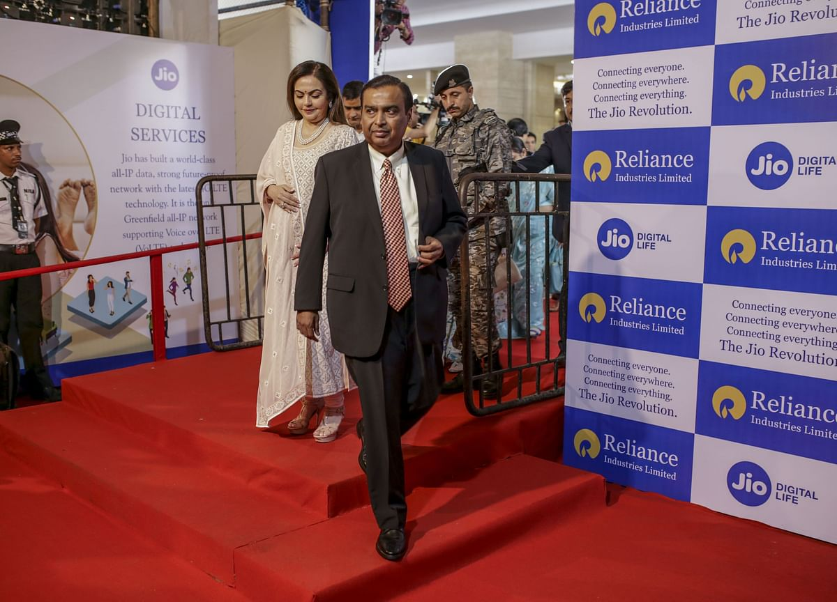 Mukesh Ambani's Net Worth Drops 28% To $48 Billion In Two Months