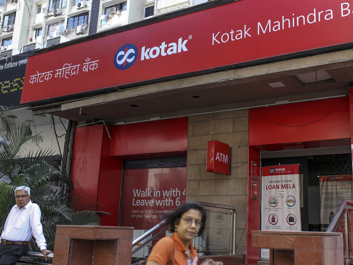 Kotak Mahindra Bank Reports 27% Increase In Q2 Net Profit