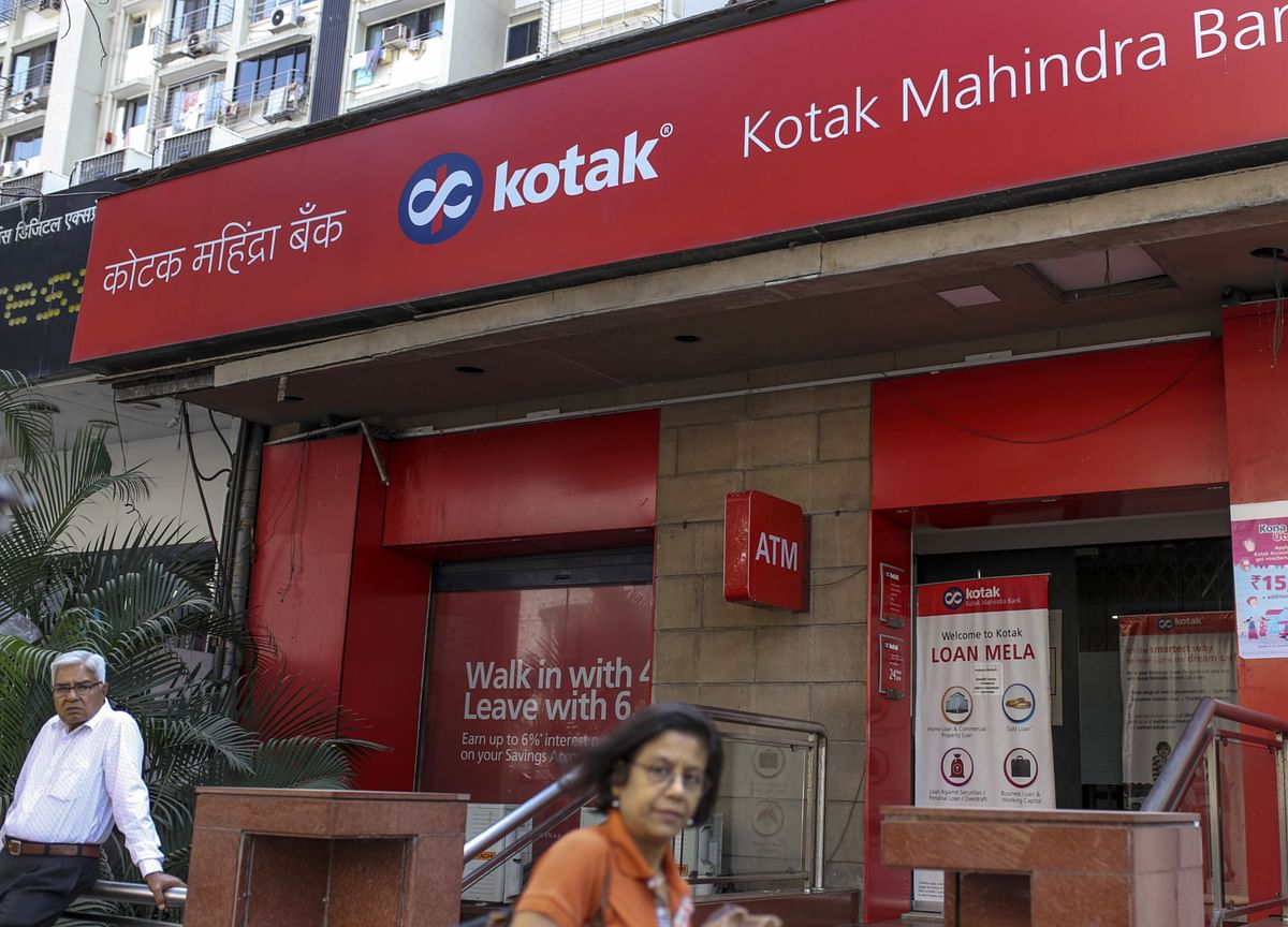 Motilal Oswal: Kotak Mahindra Bank's Moratorium Book Plunges In Q1, Loan Book Declines Sharply
