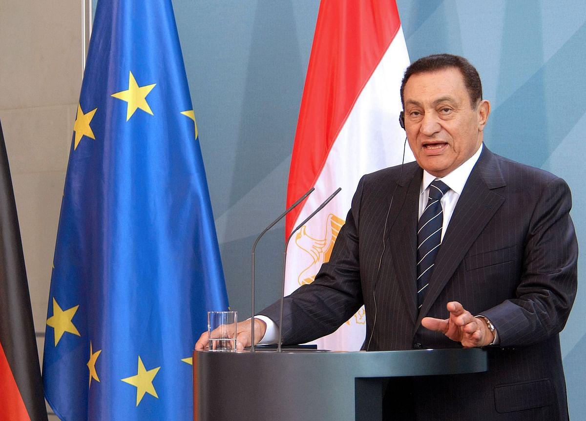 Hosni Mubarak, Egypt's Ousted 'Pharaoh' Leader, Dies at 91