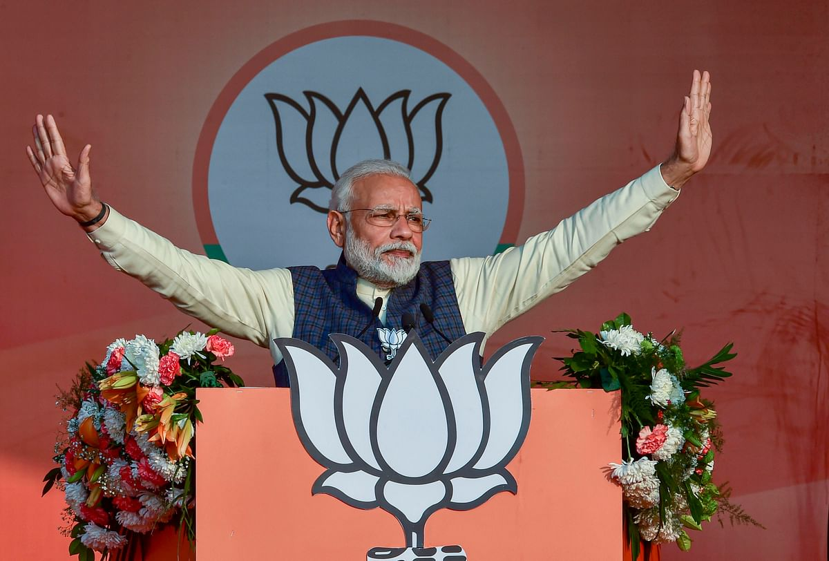 Modi Announces Formation of Trust to Build Contentious Temple