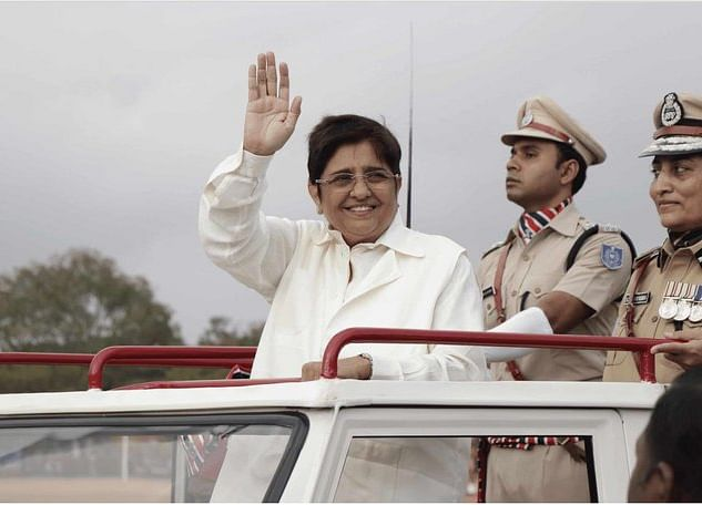 Mend Your Ways Or Quit: Puducherry Chief Minister To Lieutenant Governor Kiran Bedi