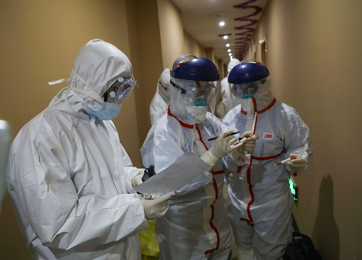 Hospital Says Chinese Doctor Has Officially Died: Virus Update
