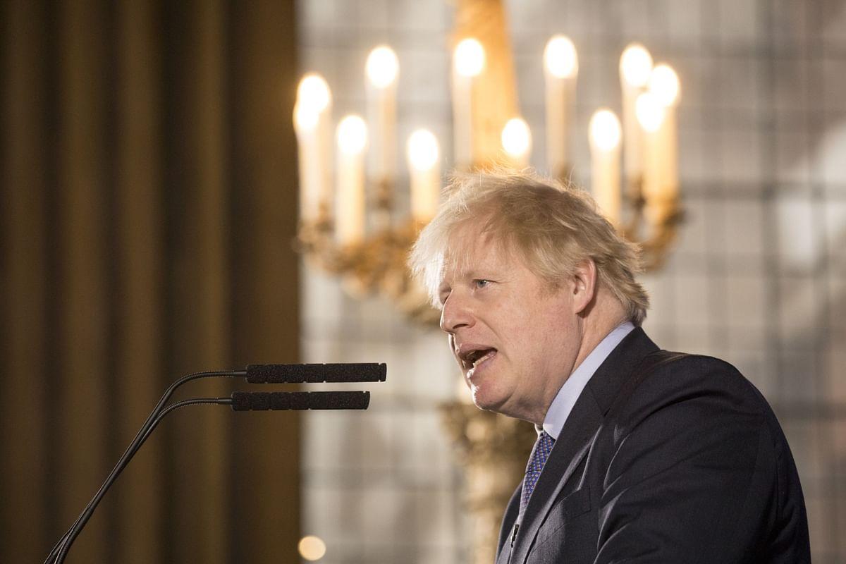 U.K.'s Johnson Won't Condemn Aide's Claims on Black Inferiority