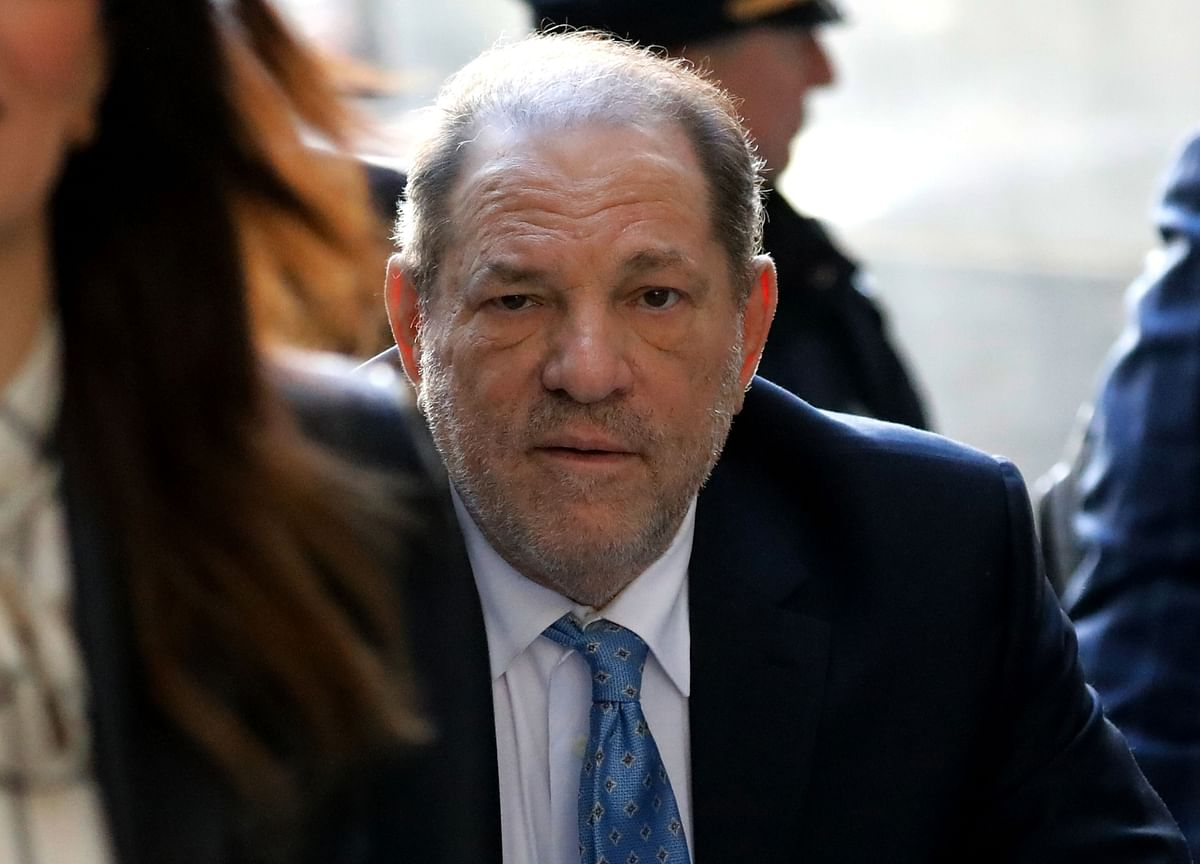 'How Can This Happen in America?' Harvey Weinstein Says of His Verdict