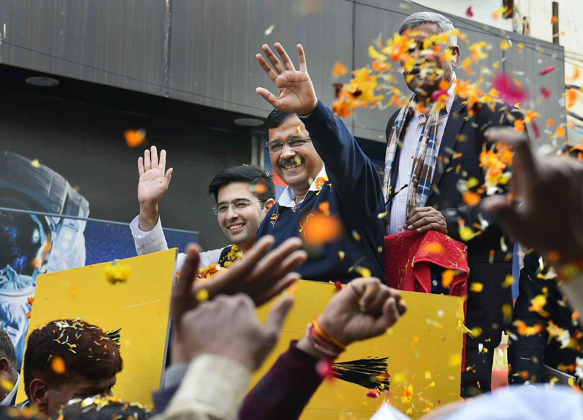 Delhi Elections Exit Polls Project Another Kejriwal Sweep