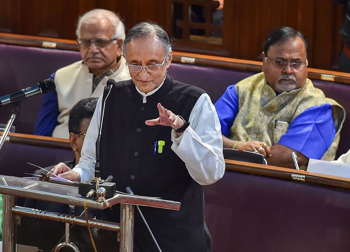 West Bengal Budget: Rs 5,150 Crore Allocated For Social Sectors, Backward Classes