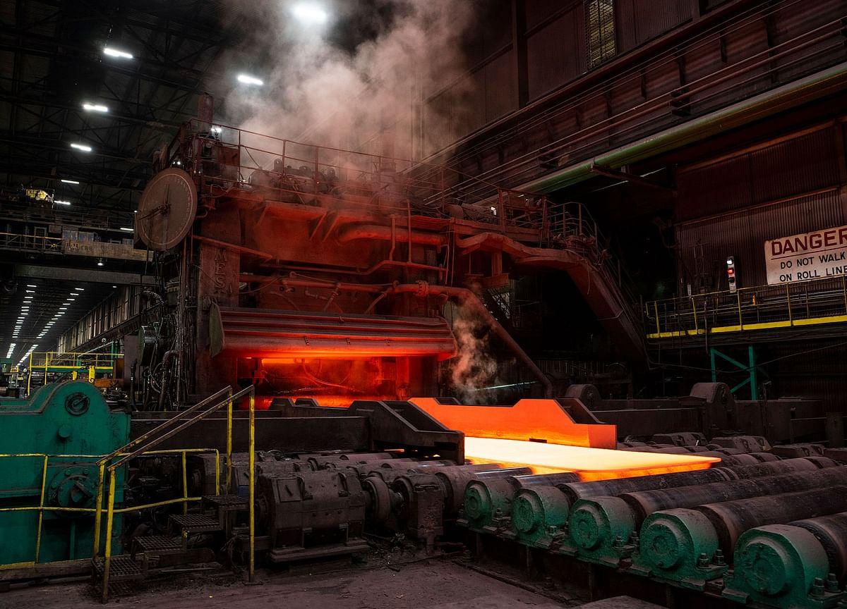 JSW Steel, The Biggest Fan Of Trump's Steel Tariffs, Is Suing Over Them