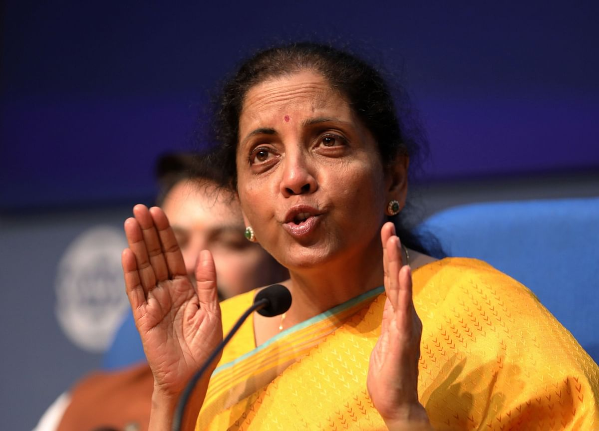 Sitharaman Seeks To Debunk Data Fudging Claims, Takes On Chidambaram Over Defence Budget Allocation