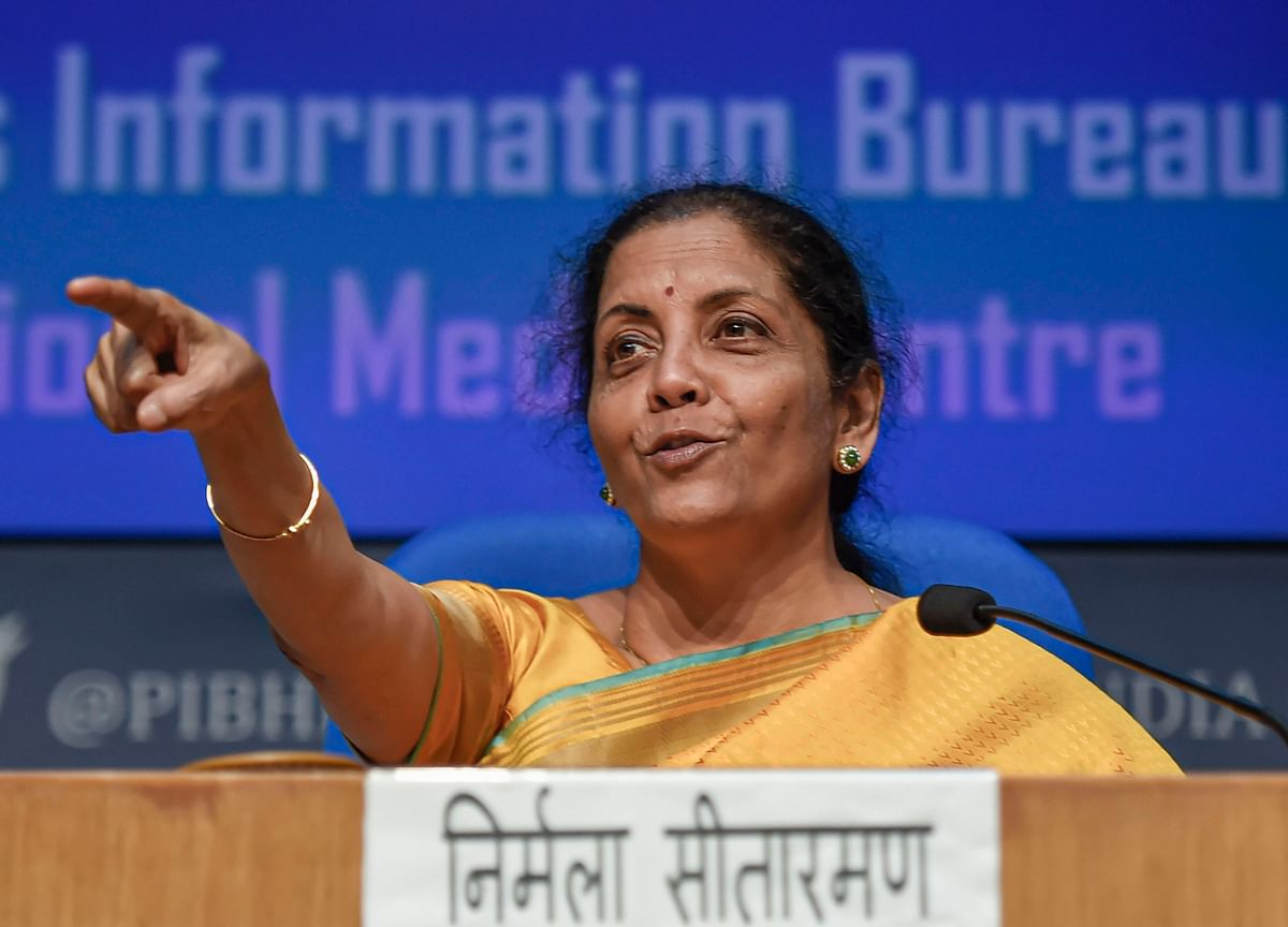 Budget 2020: No Intention To Tax Global Income Of NRIs In India, Says Finance Minister