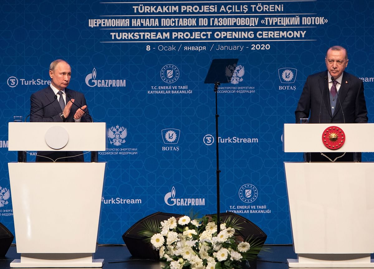 Putin Discovers the Pain of Being Erdogan's Pal