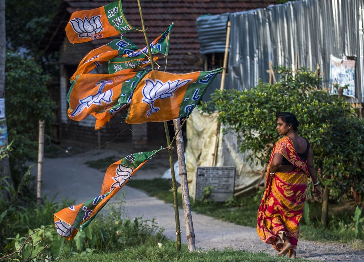Bengal BJP Divided On Strategy For 2021 State Polls