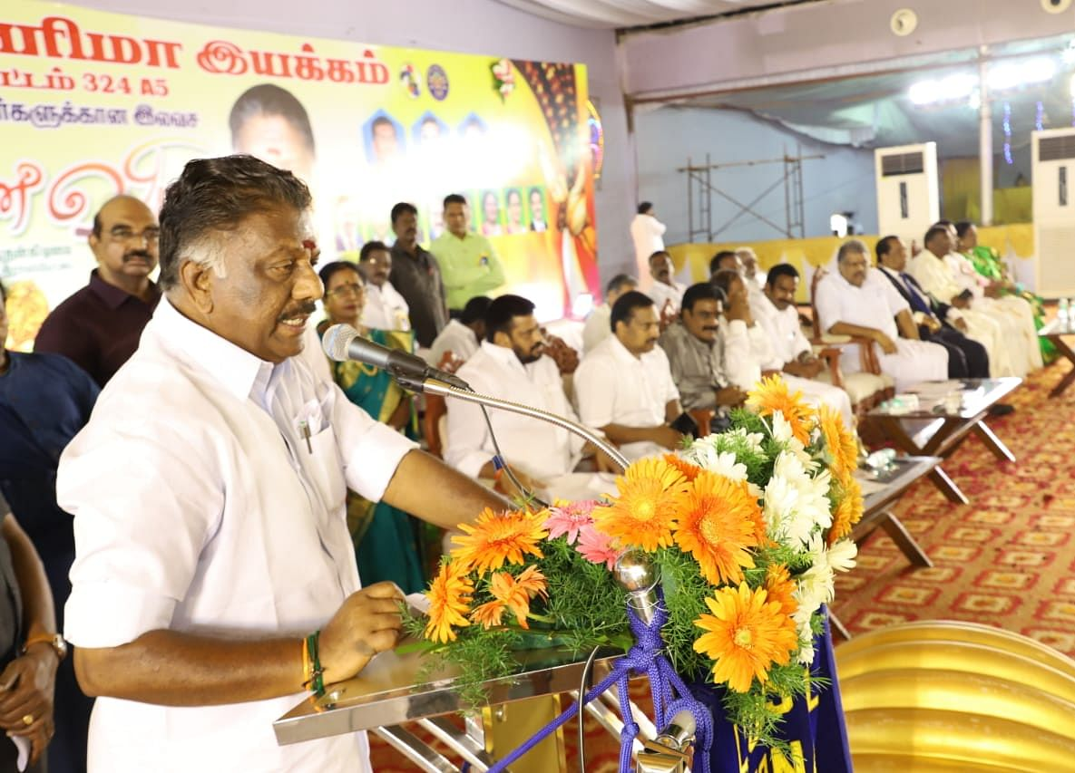 AIADMK Govt Bets Again On Flagship Welfare Schemes, Presents Populist Budget
