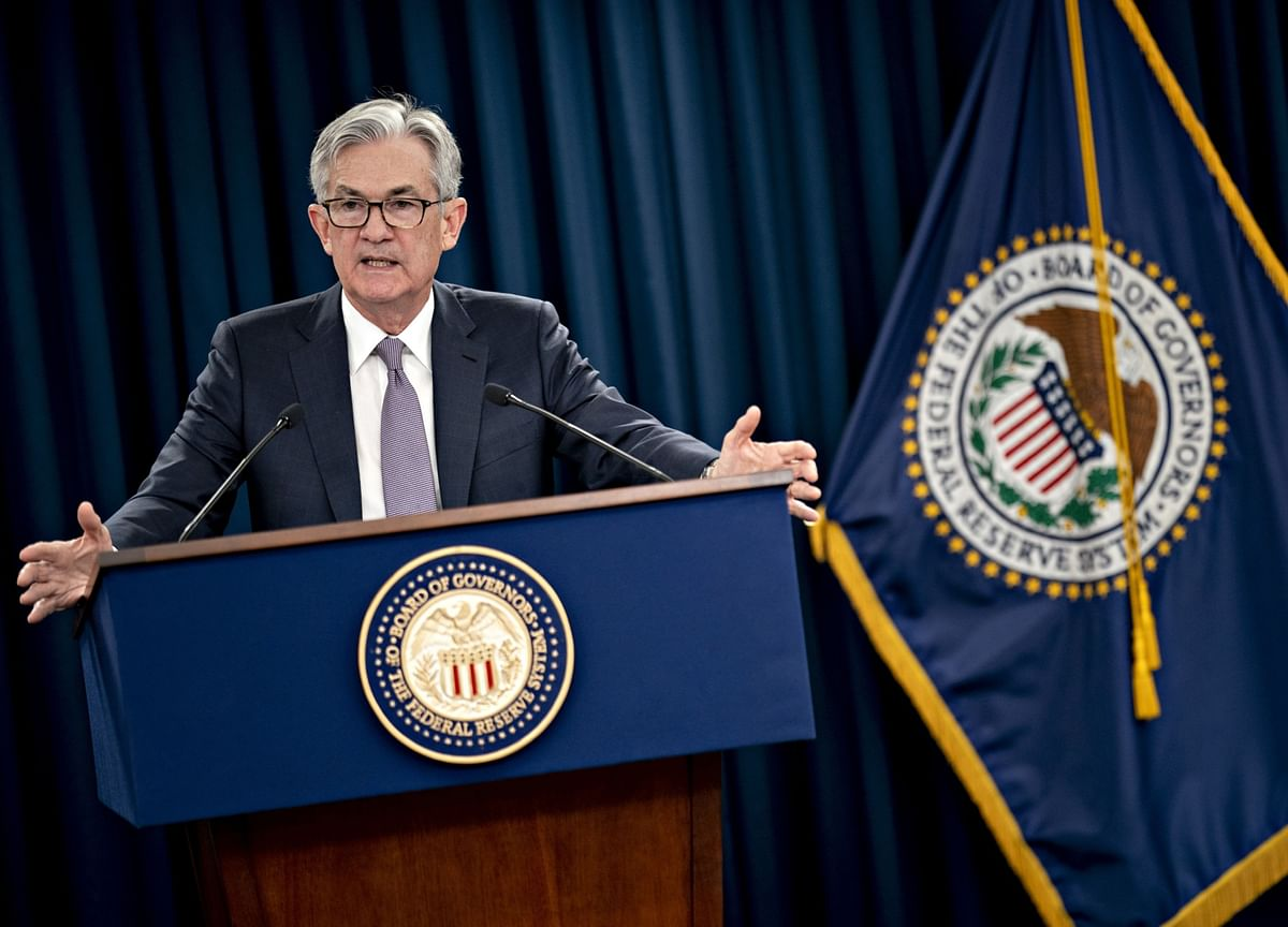 Powell to Confront 'New Risk' to U.S. Economy From China Virus