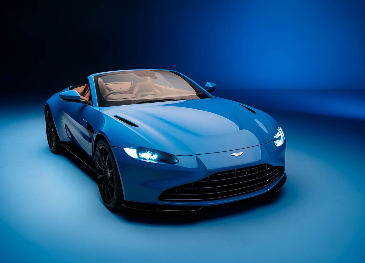 Aston Martin's NewConvertible Cuts Its Top-Dropping Time in Half