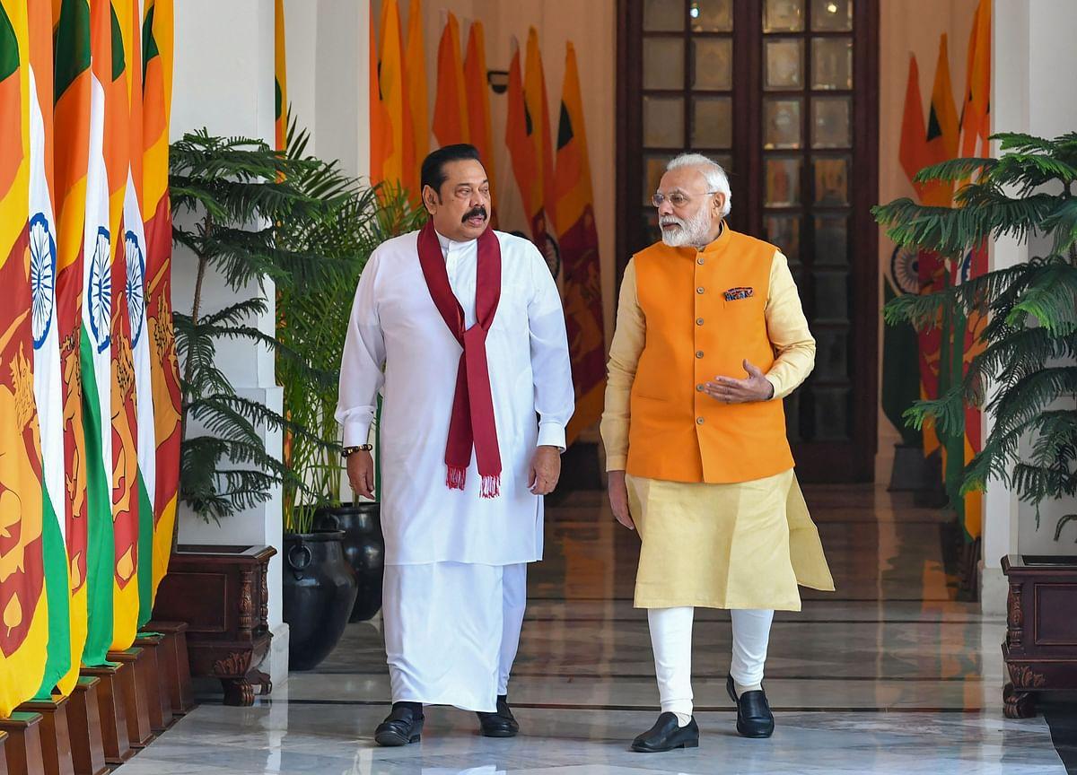 India, Sri Lanka Discuss Ways to Fight Terrorism, Boost Trade