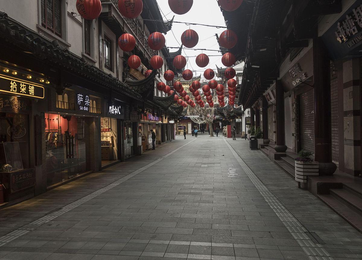 China Retail Shutdowns Spread as Virus Concerns Grow