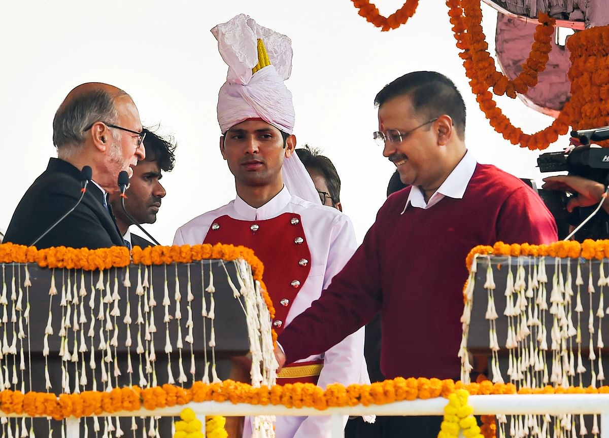 Arvind Kejriwal Says He Wants To Work With Centre For Smooth Governance In Delhi