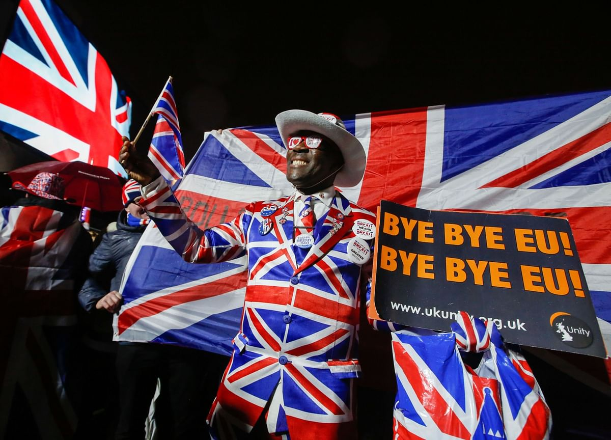 Britain Leaves the European Union, But Brexit Is Far From Over