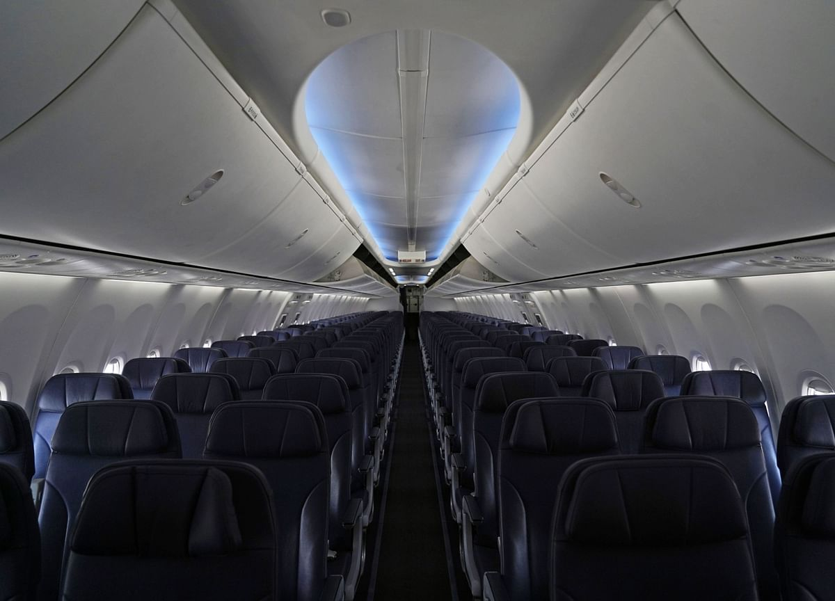 The FAA Doesn't Care If You Feel Like a Sardine in That Plane