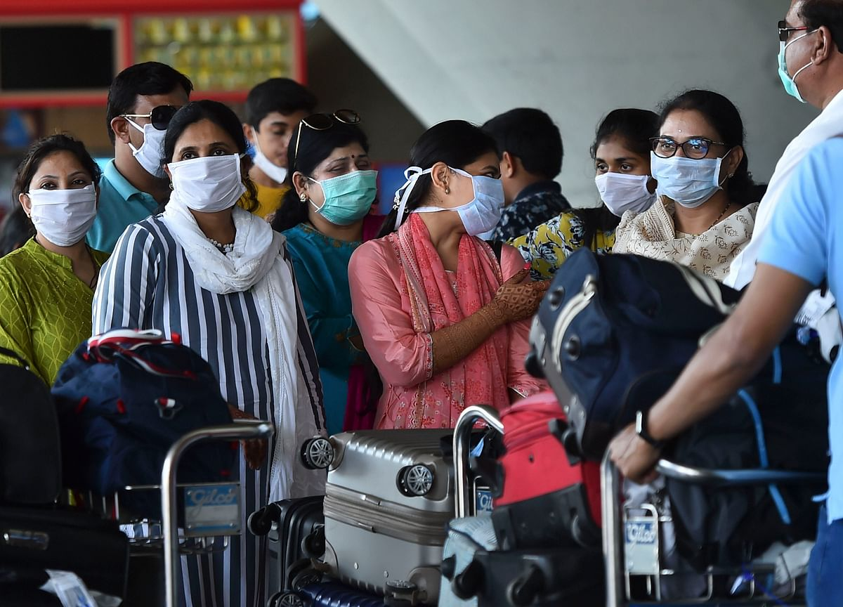 Before Coronavirus Stalled Air Travel, Traffic Jumped To Three-Month High