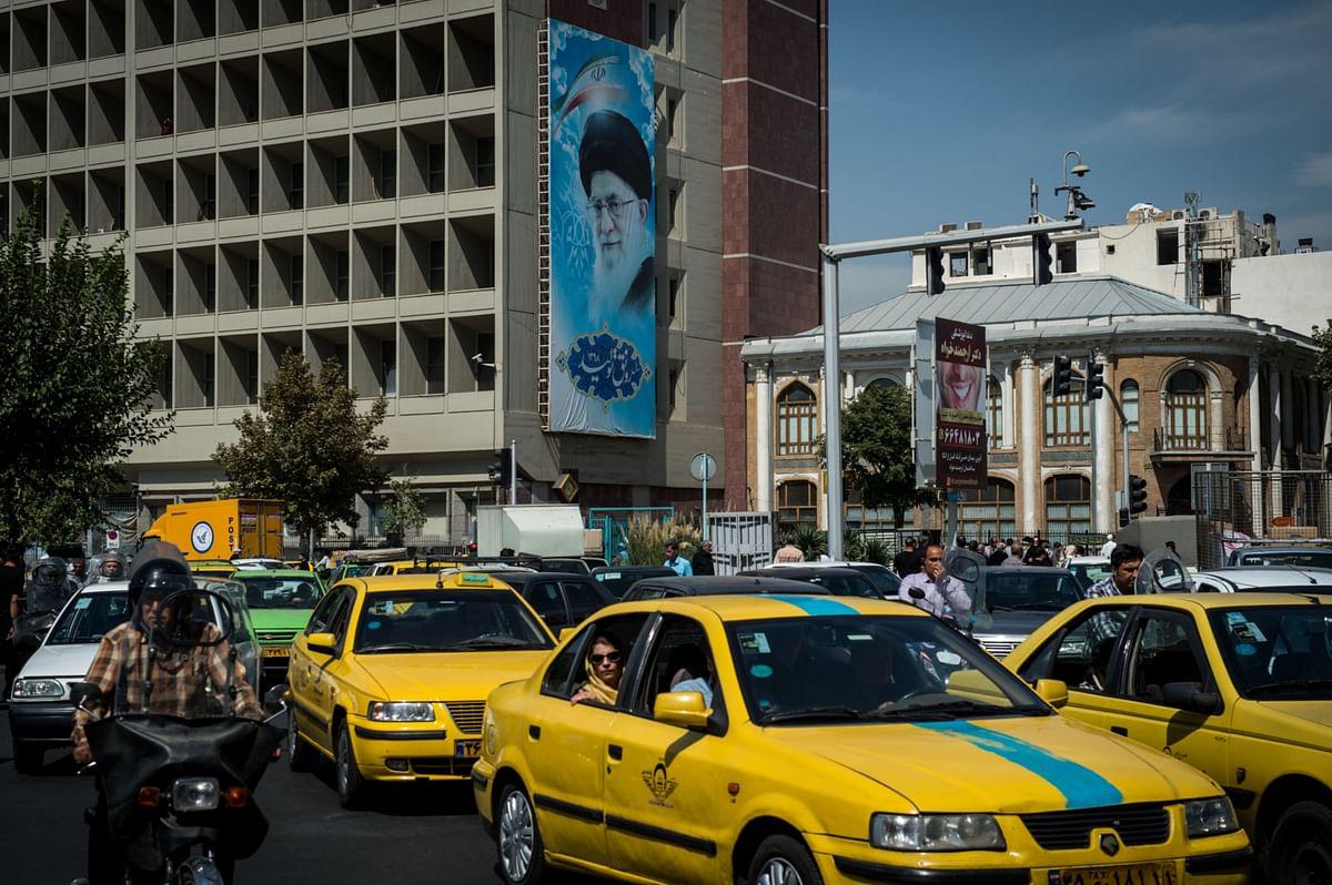 Iran's Khamenei Describes a 'Difficult Year' of Sanctions, Virus