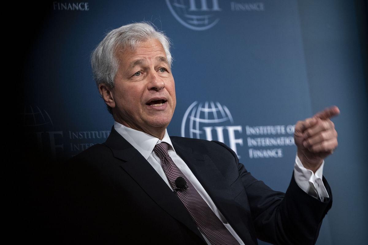 JPMorgan CEO Dimon Has Emergency Heart Surgery