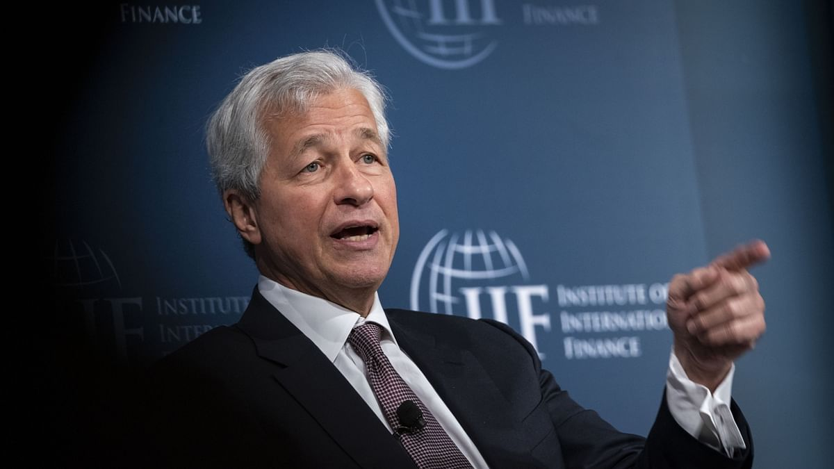 Dimon Says He's Hopeful Biden Would Fix Some of America's Issues