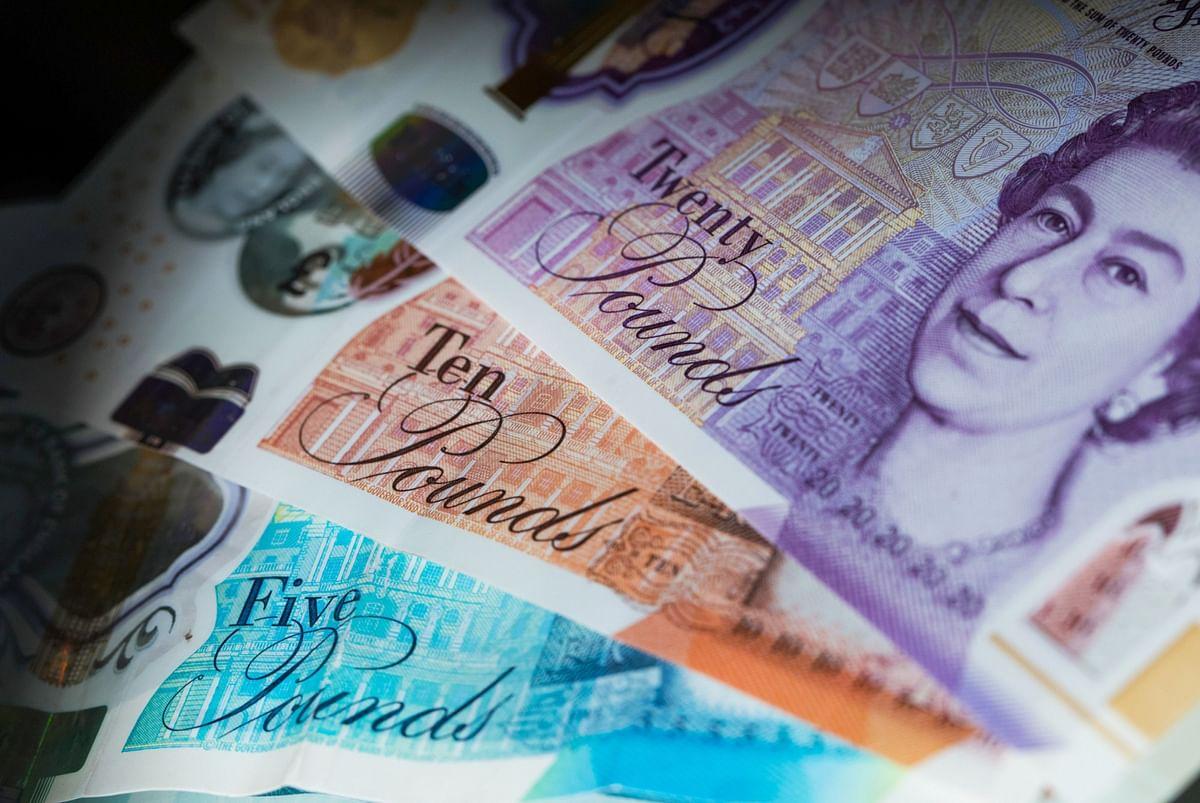 U.K. Consumer Credit Slowed as Storms Hit Spending