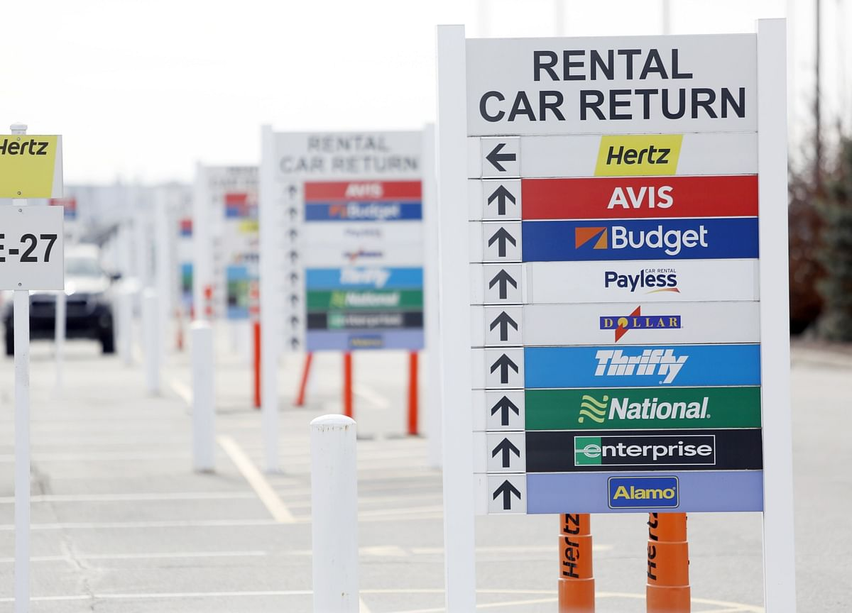 Hertz, Avis Ask to Be Included in Rescue of Travel Industry