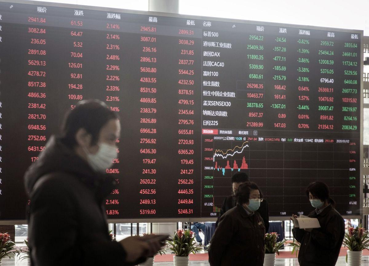 China Stocks Are Handily Beating U.S. Since Coronavirus Outbreak. Here's Why