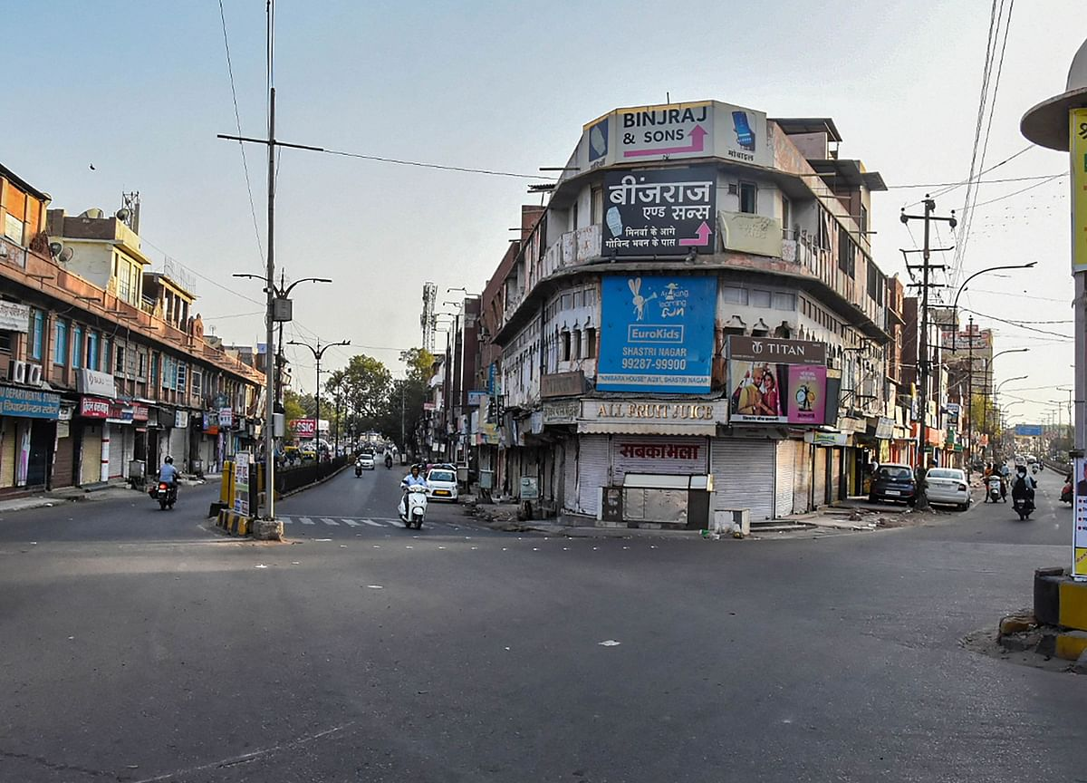 Economists See India GDP Growth Plunge On Coronavirus Impact