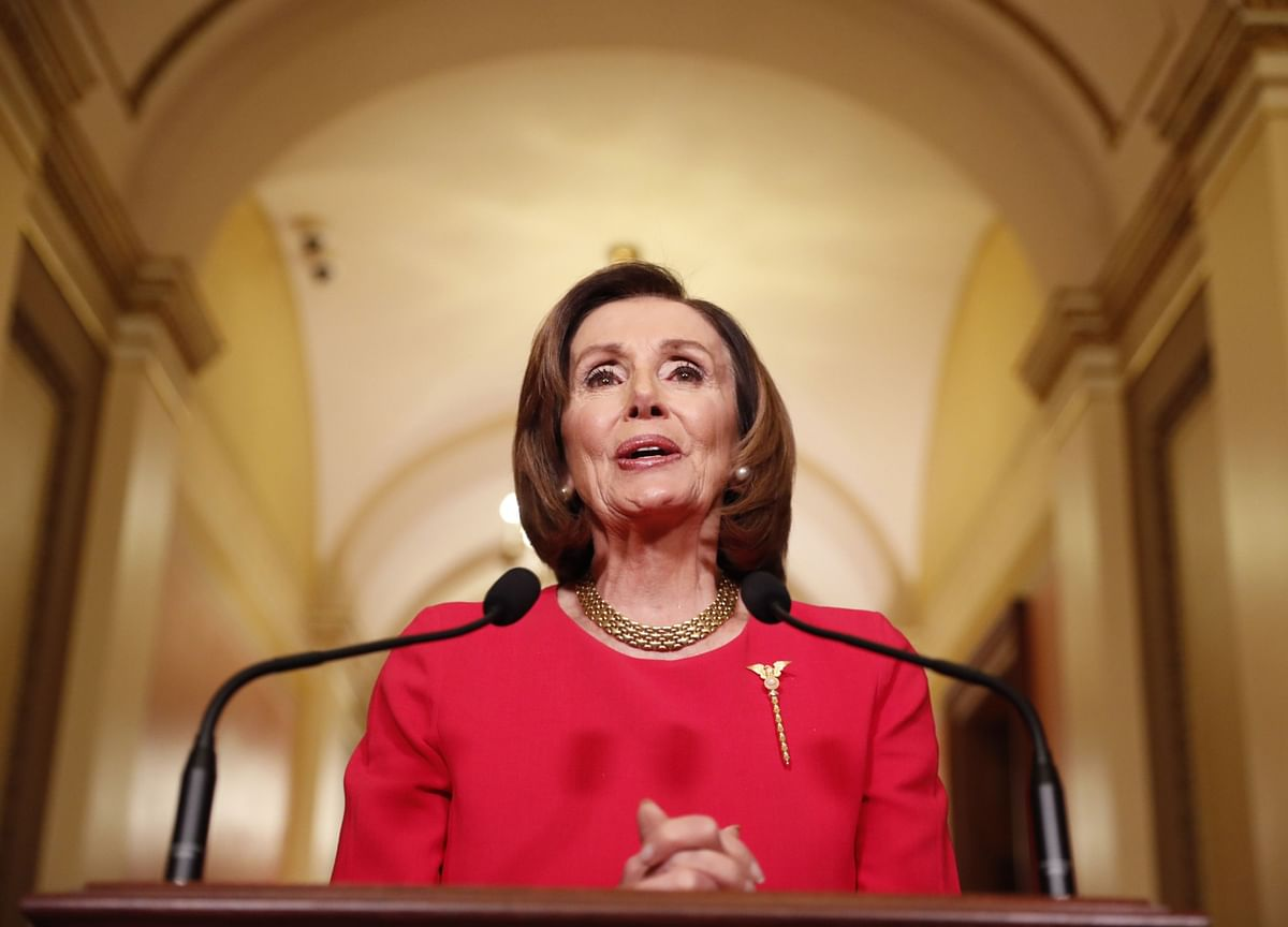 Pelosi Pares Goals for New Stimulus Bill With Eye on Faster Help