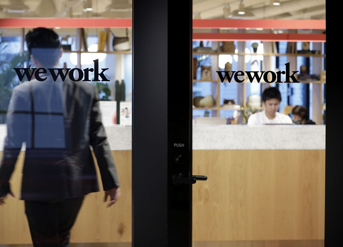 WeWork's Imperiled $3 Billion Stock Sale Would Mostly Benefit 5 Investors