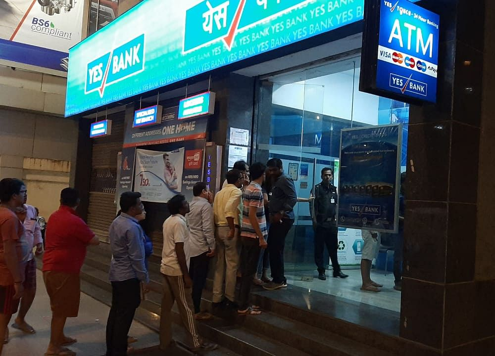 What Government Curbs Mean For Yes Bank Depositors