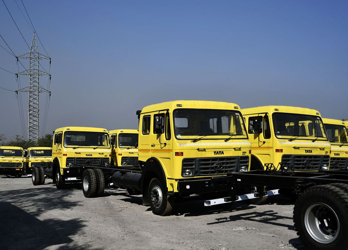Tata Motors Sees Commercial Vehicles Industry Growing Over 30% Next Fiscal