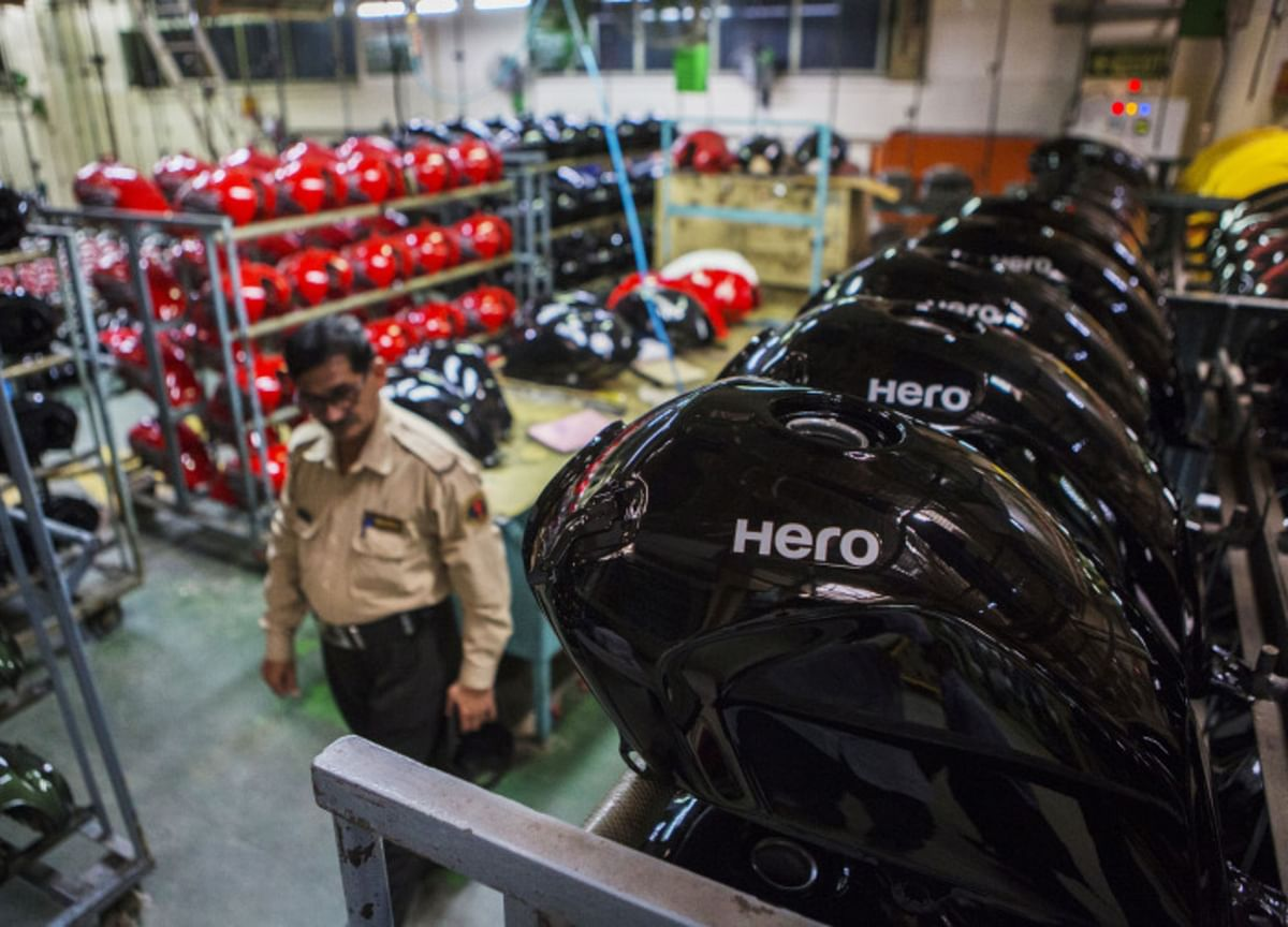 Hero MotoCorp Seen Most Vulnerable Despite Supreme Court's BS-IV Relief