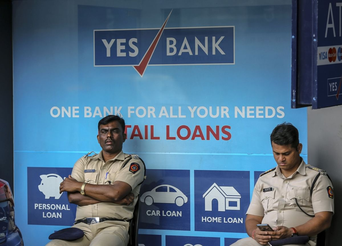 Virus Spread, Yes Bank Crisis Raise Risks For Private Banks