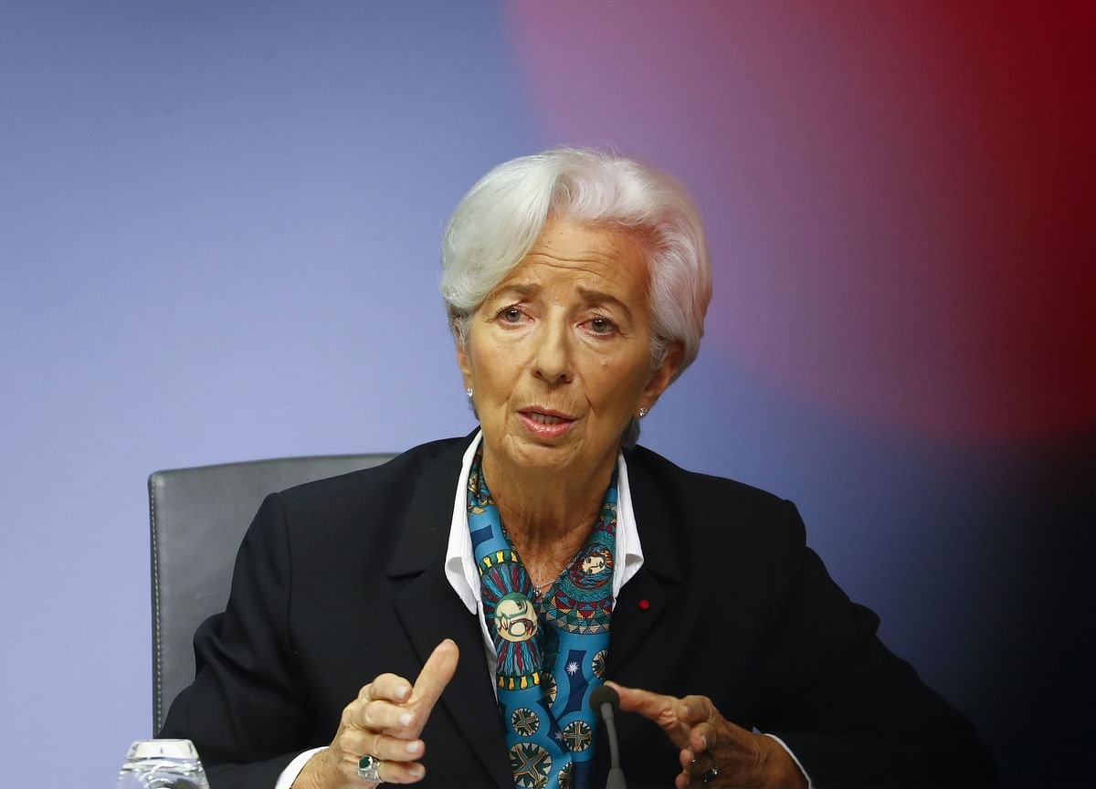 Lagarde Set for All-Out ECB Action on Virus: Decision Day Guide